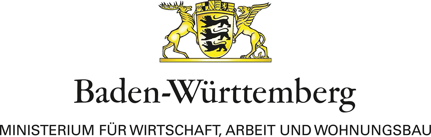 Mnisterium für Wirtschaft, Arbeit und Wohnungsbau des Landes Baden-Württemberg